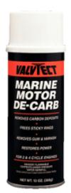 Marine Motor Decarb L-Voc 13oz - Valvtect