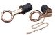 Brass Snap Handle Drain Plug - - Seadog Line