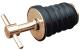 Brass Tee Handle Drain Plug - - Seadog Line