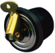 Brass Baitwell Plug - 1/2 Inch - Seadog Line