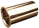Brass Drain Tube - 1 In X 2 7/ - Seadog Line
