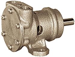 Engine Cool.Pedestal Pump - Jabsco