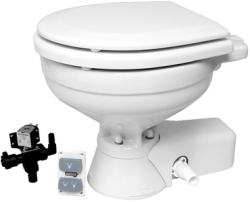 Toilet Seat For Compact Bowls - Jabsco
