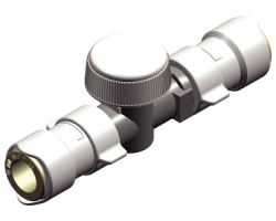 Shut-Off Valve - 15mm - Whale Water Systems