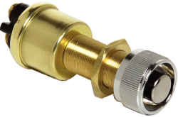 Momentary Push Pull Switch - Cole Hersee
