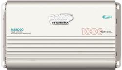 Boss Audio MR1000 Marine Power Amplifier 4-Ch …