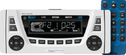 Boss Audio Marine AM/FM/CD-R/CD-Rw/MP3/USB St …