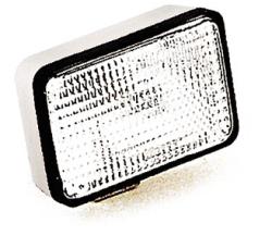 Deck Floodlight 55w Ss Mnt Hdw - Optronics