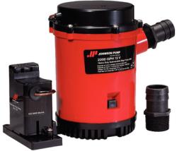 Johnson Pump 2200 Gph Bilge With Auto Switch  …