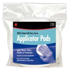 Wax Applicator Pads 2-Pk Bag - Buffalo Indust …
