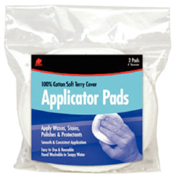 Microfiber Applicator Pad 2 Pk - Buffalo Indu …