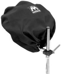Bbq Cover Small Jet Black - Magma