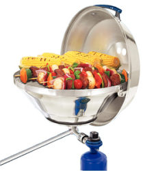 Magma, Marine Kettle Gas Grill Party Size, Ba …
