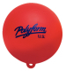 "Water Ski Slalom Buoy, Red, 8"" X 8.5&quo …"