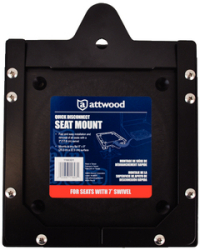 Quick Disconnect Seat Mount 7 - Attwood