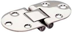 Flush Hinge Ss 1-1/2in X 3in - Attwood