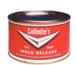 Collinite Paste Mold Release
