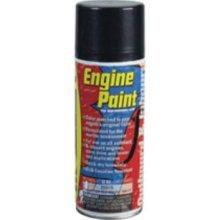 Evinrude Blue Metallic Engine Paint - Moeller