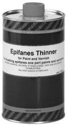Paint Thinner      Quart - Epifanes