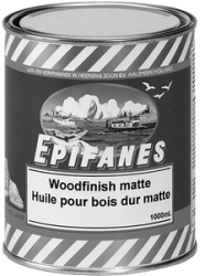 Matte Wood Finish    Quart - Epifanes