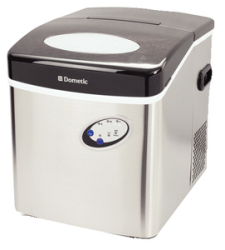 Dometic Top Load Ice Maker 120v Stainless Ste …