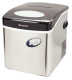 Top Load Ice Maker 120v Ss/Blk - Dometic