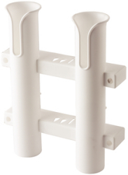 2-Pole Rod Holder, White - Seadog Line