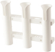 3-Pole Rod Holder, White - Seadog Line
