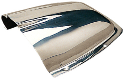 Vent S/S Clam Shell - Seadog Line