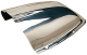 Clam Shell Vent Ss 7-1/2in - Seadog Line