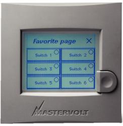 Masterview Touchscreen Rmt Dsp - Mastervolt