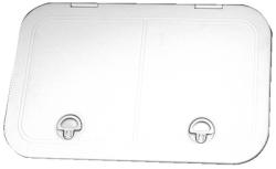 Hatch Access 10x20 Brite White - Bomar