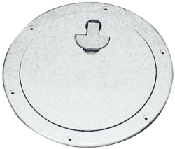 Deck Plate 8in Locking Starkwh - Bomar