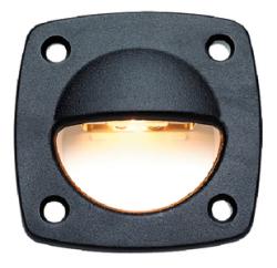 LED FIXED UTILITY LIGHT-BLACK - Seachoice