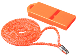 Streamlined Safety Whistle - Seachoice