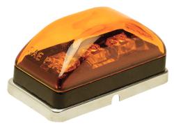 LED MINI CLEARANCE W/STUD-AMB - Seachoice
