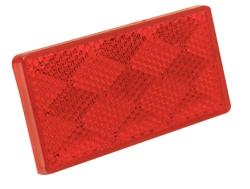 RED REFLECTOR-ADHESIVE - Seachoice