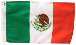 MEXICO FLAG 12 X 18 - Seachoice