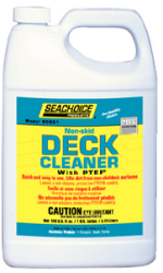Non Skid Deck Cleaner, Gallon - Seachoice