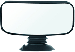 SUCTION CUP MIRROR-4IN X 8IN - Cipa Mirrors