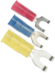 22-18 Flng Spade Nylon #10 (25 - Ancor