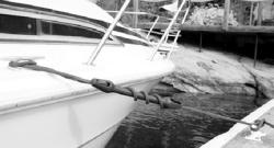 "Mooring Snubber 3/8"" - 7/16"" - Dock …"