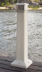 35 SOLAR SENTINEL - Dock Edge