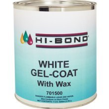 White Gel Coat With Wax Pt - Hi Bond