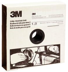 1inx50yd Utility Cloth P80 - 3m