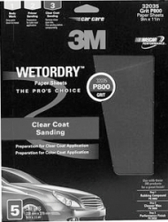 Imperial Wetordry P600 5/Pk - 3m