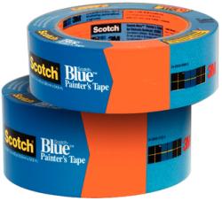 1in X 60 Yd #2080 Blue Tape - 3m