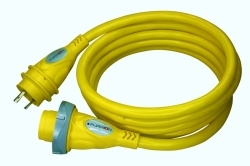 30a Cordset 12ft Yellow - Furrion Ltd