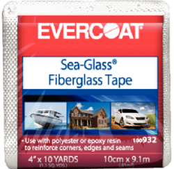Fiberglass Tape 4 In. X 10 Yd - Evercoat