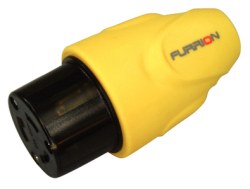Furrion 30A CONNECTOR (FEMALE) YELLOW